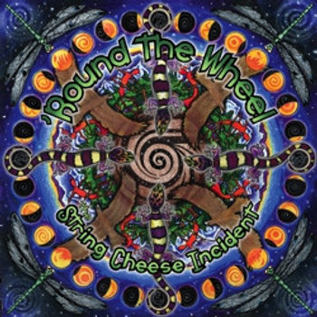 String Cheese Incident - 'Round the Wheel
