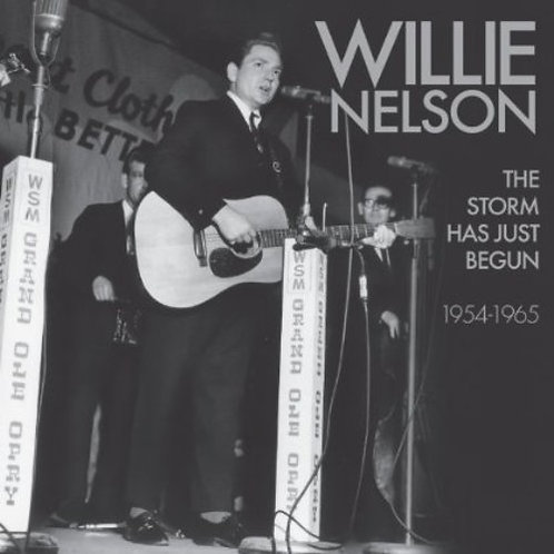 Willie Nelson - Storm Has Just Begun