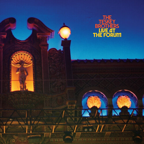 Teskey Brothers - Live At The Forum (Opaque Blue Vinyl)