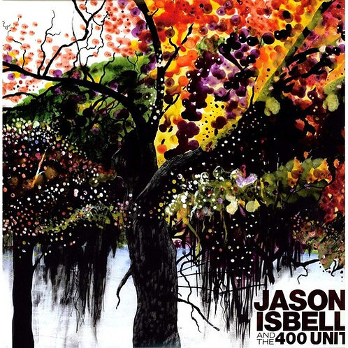 Jason Isbell and the 400 Unit (red vinyl)
