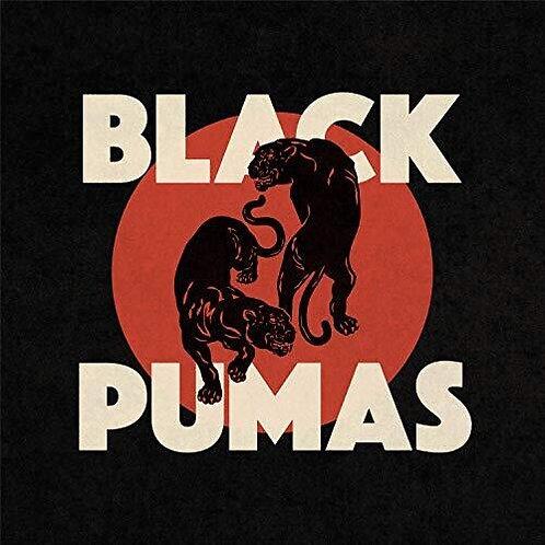 Black Pumas (Cream colored vinyl)