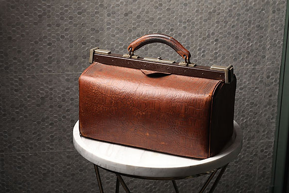C1900/1910 French Doctor Bag