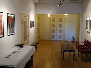 Ibsen's Women exhibition at Ibsen Montage performance