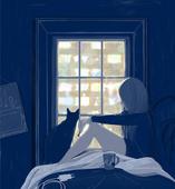 Editorial illustration for Erlik Oslo