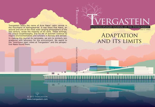 TVERGASTEIN journal, Issue 3, 2013