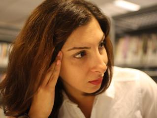 Iransk kunstner med Ibsen-utstilling Under studietiden i Teheran hadde Sahar Ajami (36) Ibsen som fa