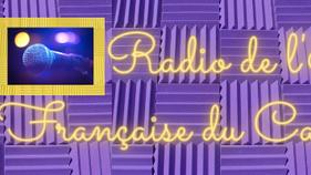 L'Ecole Française du Caucase est heureuse d'inaugurer sa nouvelle radio internet