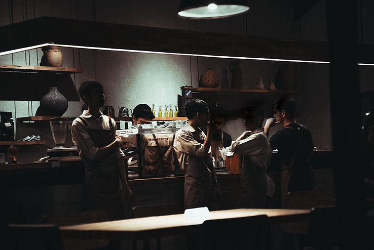 restaurangarbetare