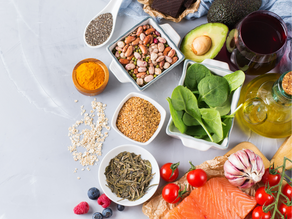 5 Foods That May Ease Your Anxiety