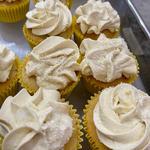Pure Vanilla Cupcake