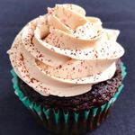 Chocolate-Mocha Cupcake