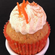 Carrot-Cinnamon Cupcake