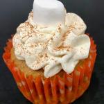 Maple-Butternut Cupcake