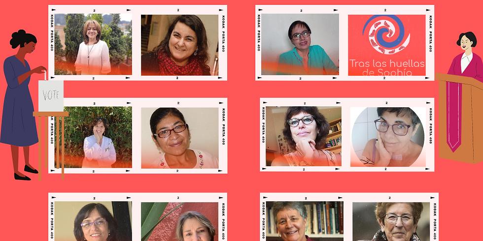 Con voz y voto. Mujeres-Iglesia a nivel Internacional