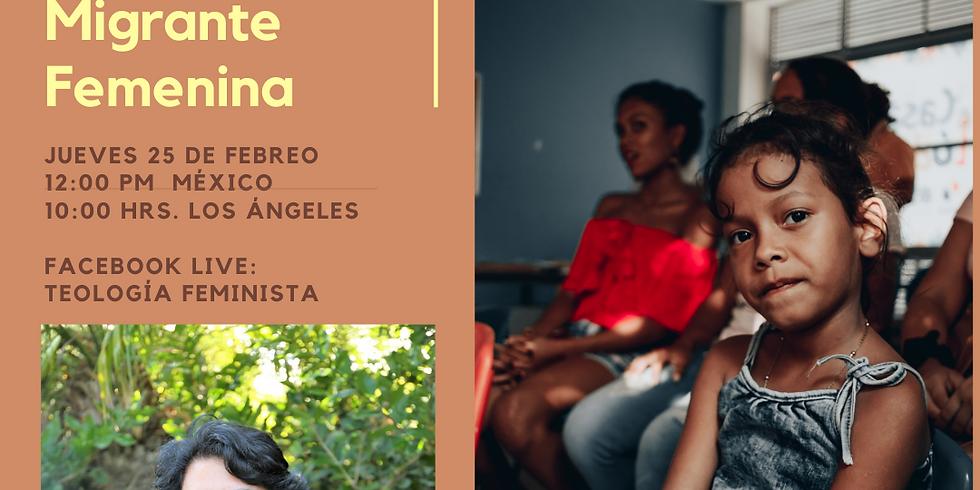 Espiritualidad migrante femenina