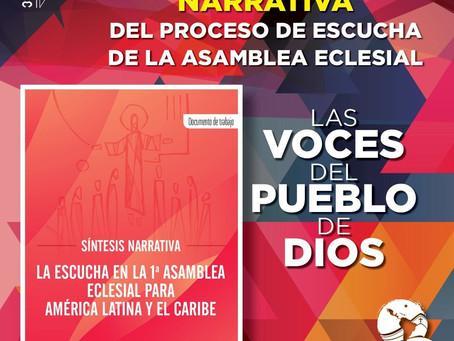 Síntesis del Proceso de Escucha de la Asamblea Eclesial