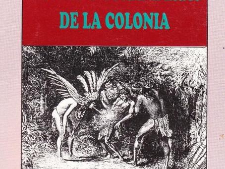 """""""Brujas y curanderas en la colonia"""" de Mara Luisa Laviana Cuetos(1996)"""