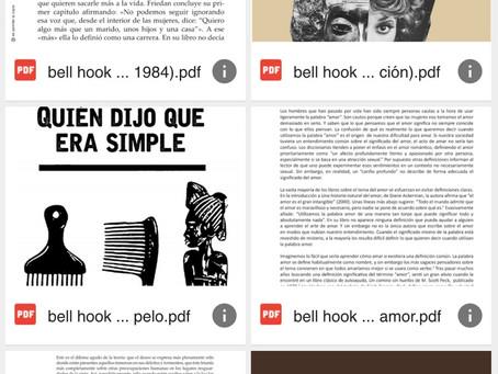 Biblioteca bell hooks