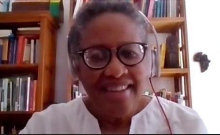 Una convocatoria a les Egúngún [i], sabiduría nuestra.      Carmen Margarita Sánchez de León