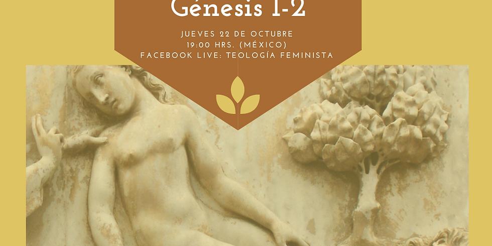 ... y así el origen de la humanidad. Génesis 1- 2. Dr. Javier Quezada del Río