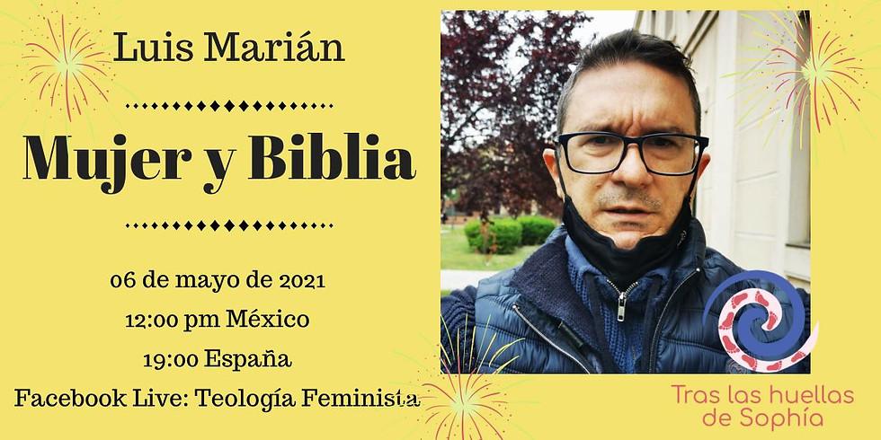 Mujeres y Biblia. Luis Marián