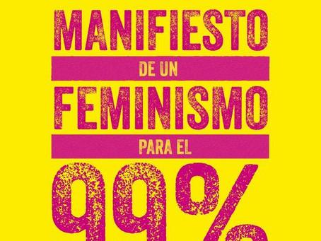 Manifiesto de un feminismo de un 99%