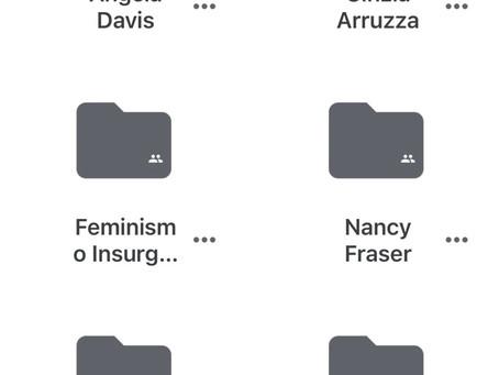 Biblioteca Feminismo Marxismo Hoy