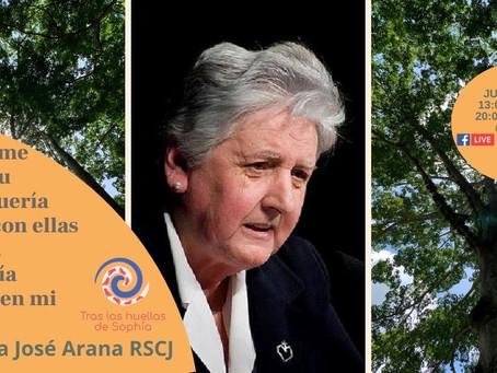 Youtube María José Arana