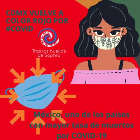 ¡Alerta México #Covid-19!