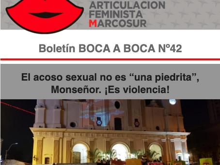 Revista Boca a Boca. Articulación feminista Marcosur