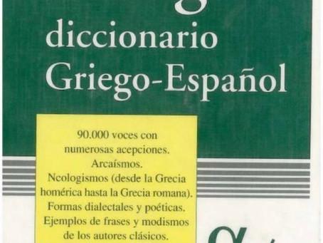Diccionario Sopena Griego-Español