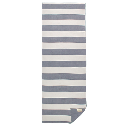 Grey & White Striped