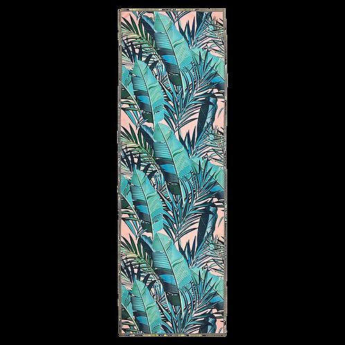 Pink Palms - Eco Yoga Towel