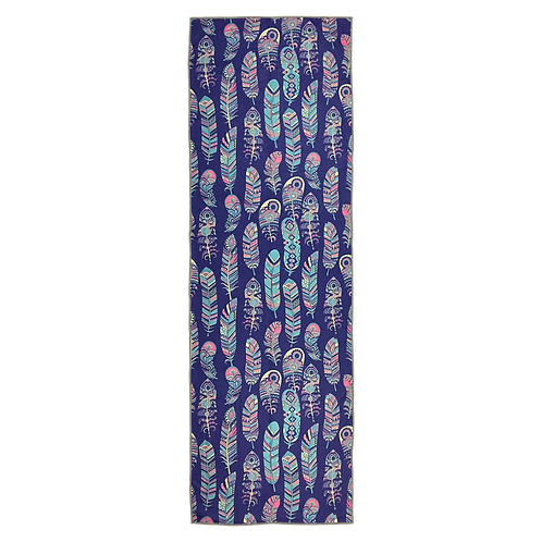 Feathers - Eco Yoga Towel