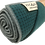 Thumbnail: Dark Teal - Eco Yoga Towel