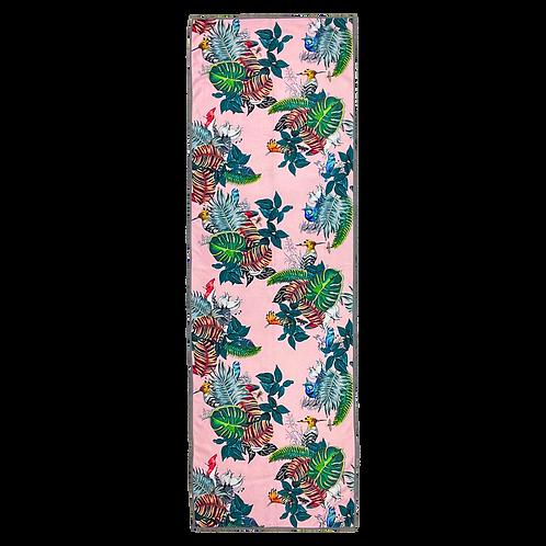 Tropical Birds - Eco Yoga Towel