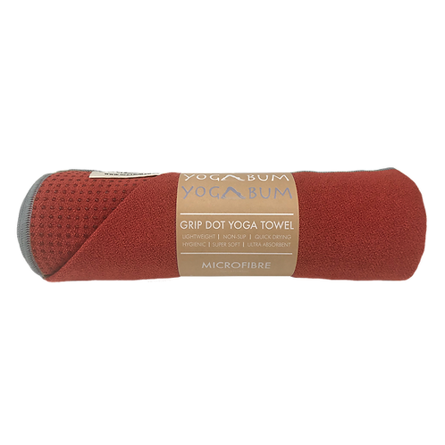 Chili Pepper - Eco Yoga Towel