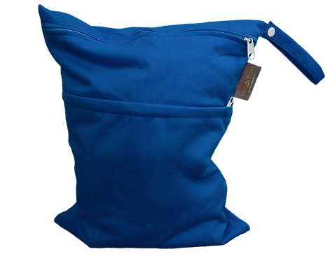 Blue - Hot Yoga Bag