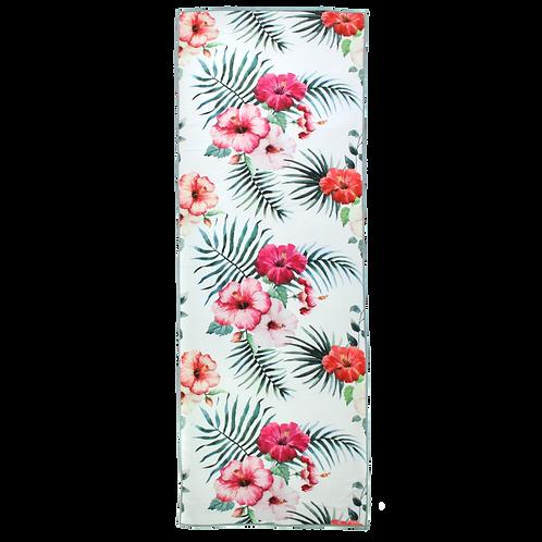 Hawaiian Flowers - Eco Yoga Towel