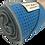 Thumbnail: Sea Blue - Eco Yoga Towel