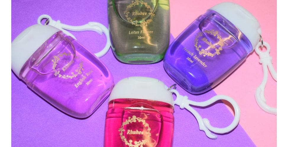 Set of 4 Sanitizers