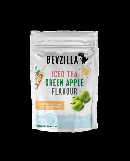 Green Apple Iced Tea