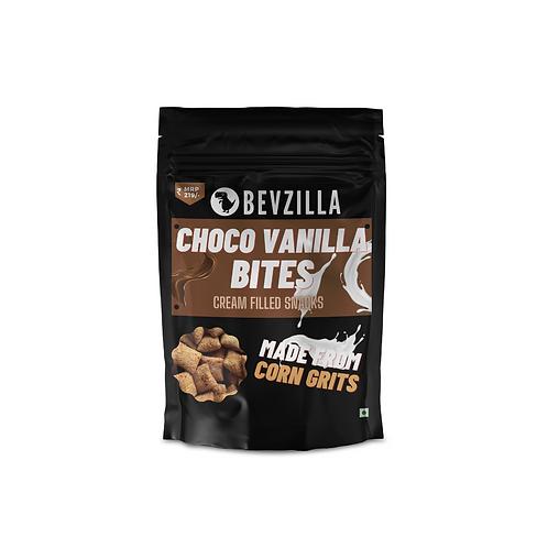 Choco Vanilla Bites
