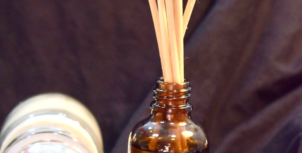 Reed oil diffuser