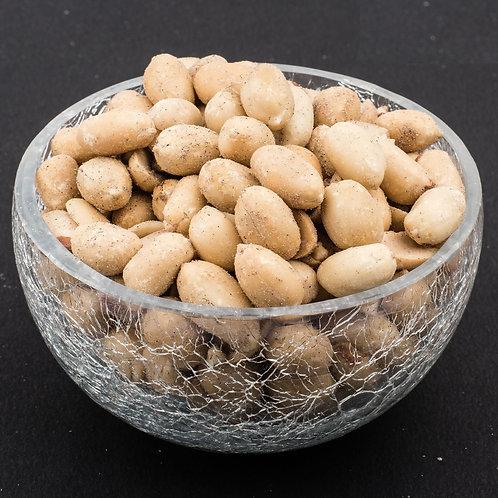 Black Pepper Roasted Peanuts