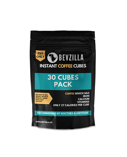 30 Coffee Cubes Pack