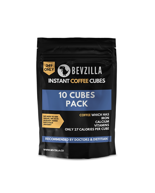 10 Coffee Cubes Pack