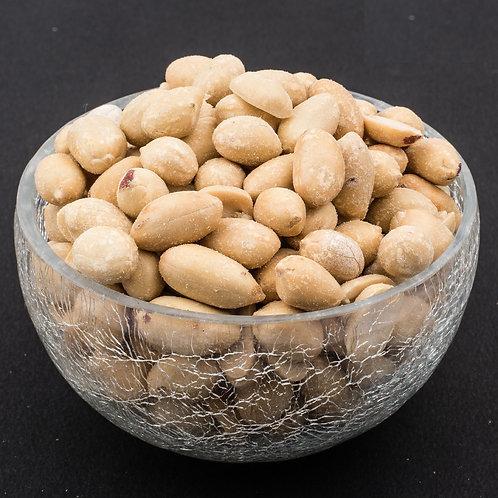 Lemon Roasted Peanuts