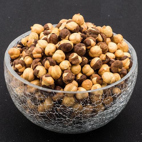 Garlic Masala Roasted Chana