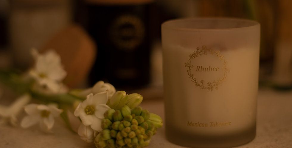Mexican Tuberose Candle